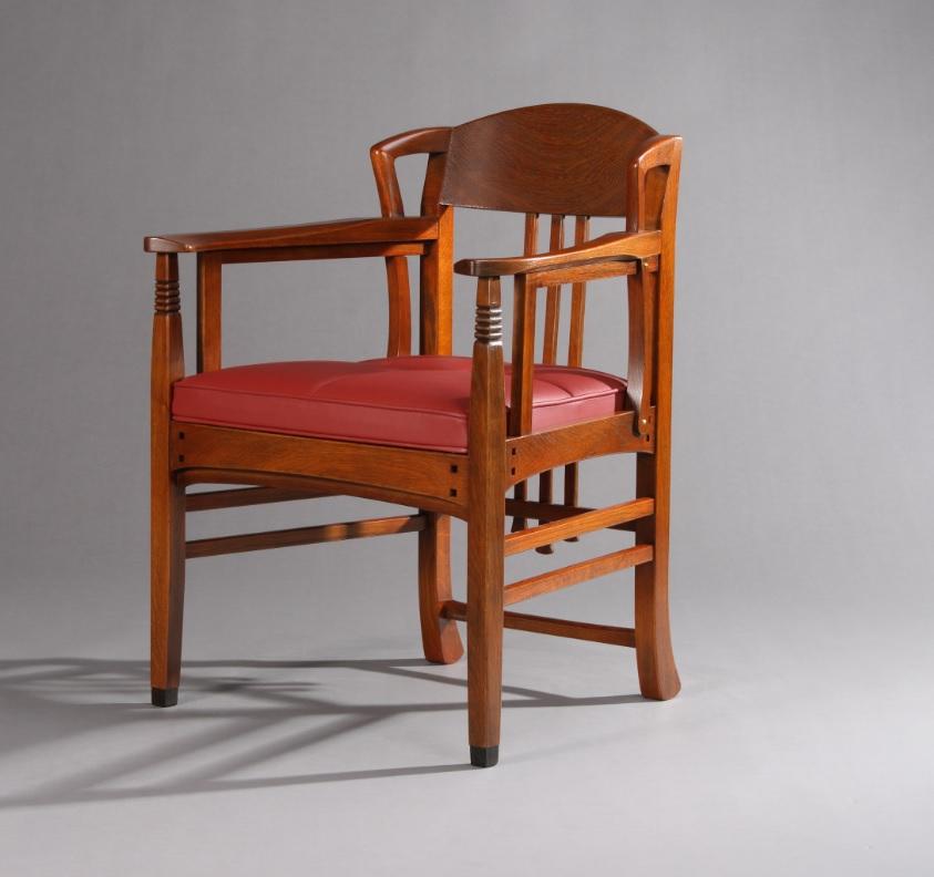 jugendstil meubelen schuitema meubelen eetkamerstoelen. Black Bedroom Furniture Sets. Home Design Ideas