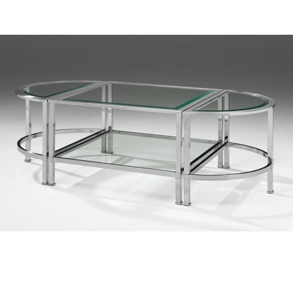Glazen Moderne Salontafel.Moderne Glazen Salontafel Dublin Select Design Salontafels