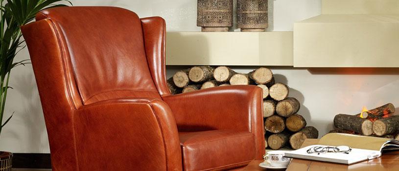 Klassieke fauteuils Bottom Afbeelding