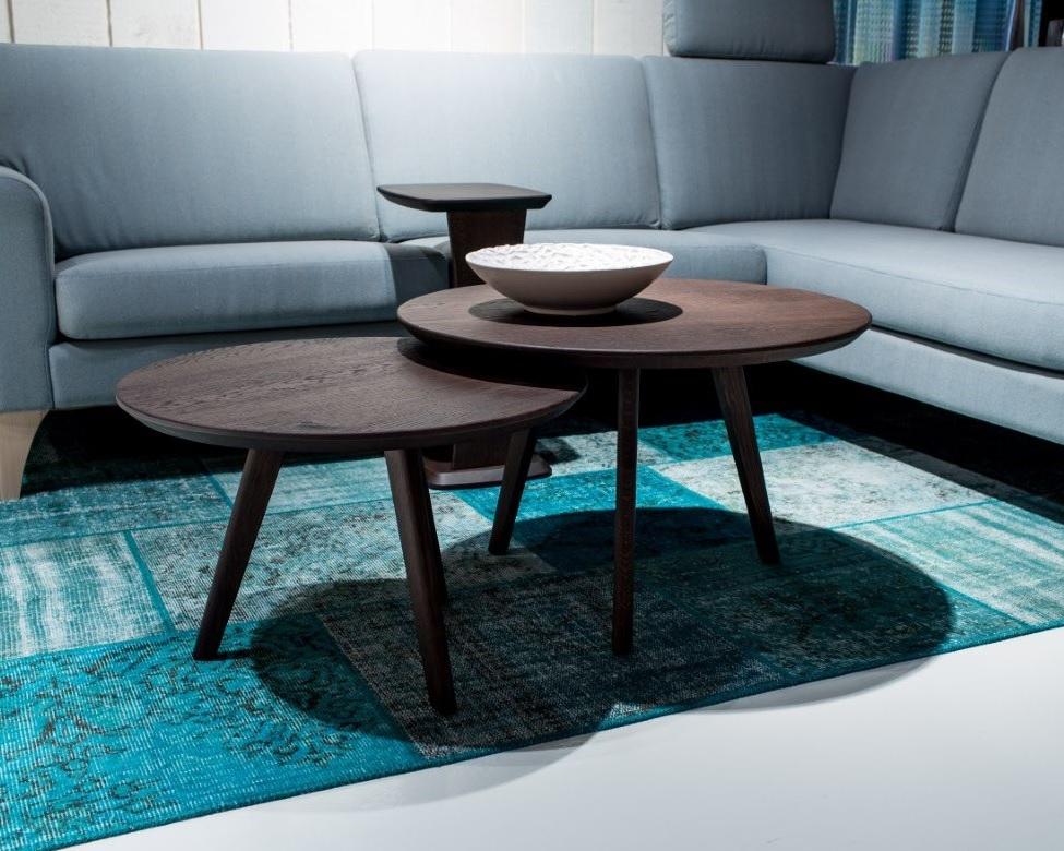 BKS Aurora ronde salontafels