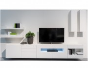 Karat wit design tv meubel