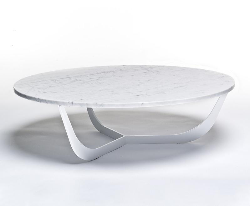 Metaform Spindel salontafel marmer