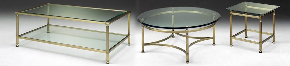 Glazen salontafel | Hoogebeen Interieur