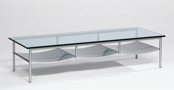 Gebroken Glas Salontafel.Glazen Salontafel 85 Bijzettafels Op Maat Verkrijgbaar