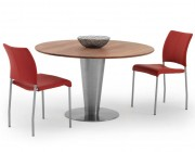 Brees New World Discus ronde eettafel