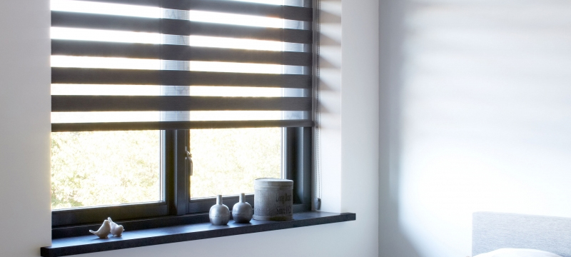 Mooie en praktische raamdecoratie