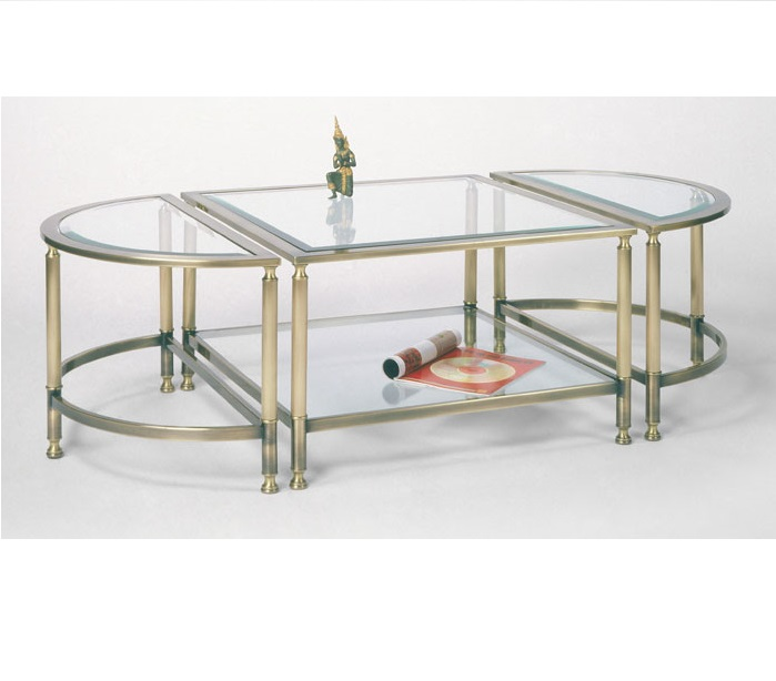 Salontafel Brons Glas.Select Design Windsor Salontafel Glas Select Design