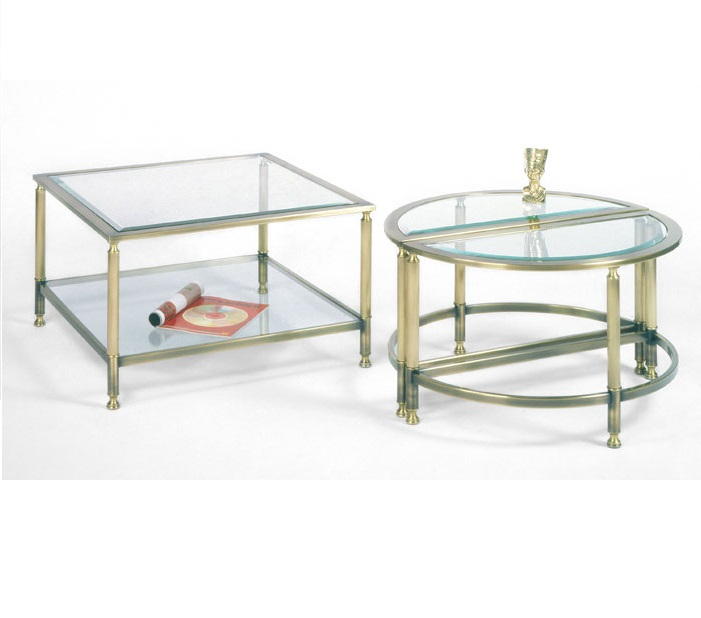 Select Design Windsor salontafel glas   Select Design Salontafels