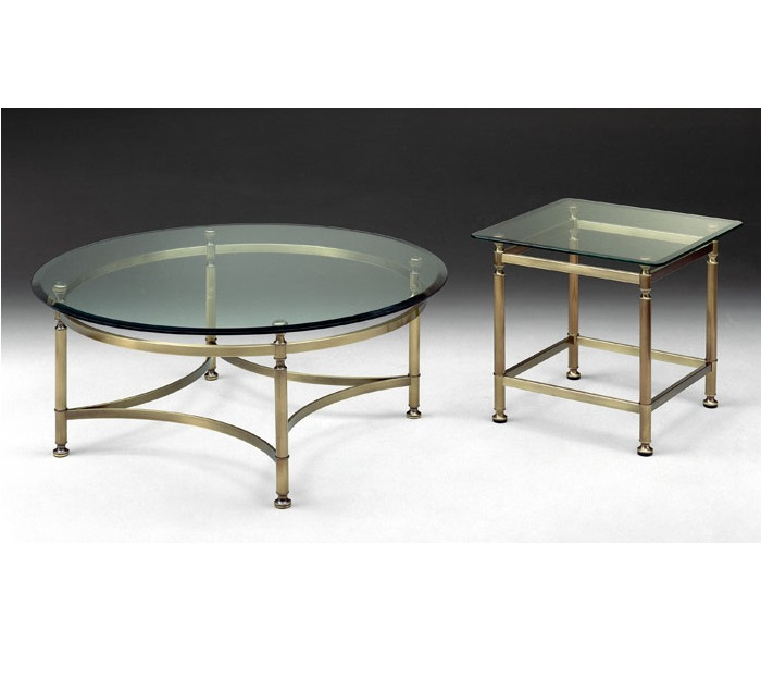 Ronde Glasplaat Voor Tafel.Select Design Ronde Salontafel Glas Brons Select Design