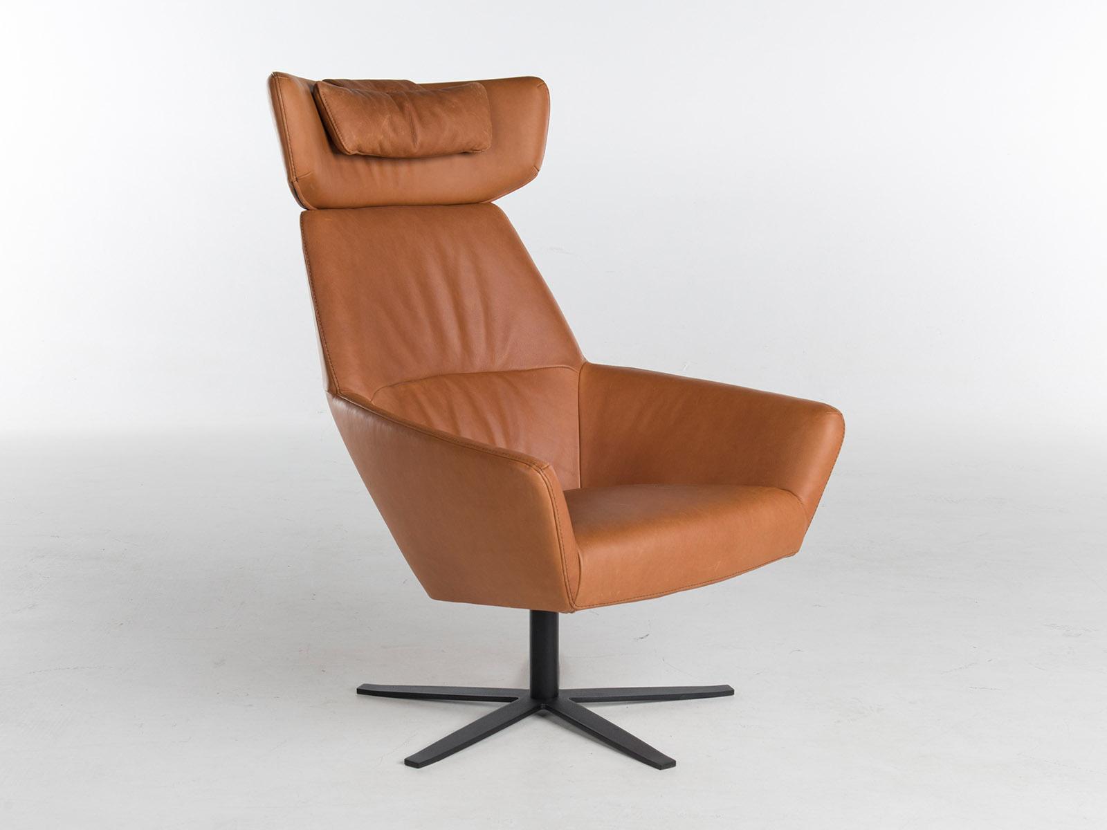 Bert Plantagie Zyba high fauteuil