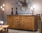 BKS Old Country dressoir walnoot