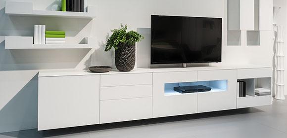 Design Tv Meubel Hoogglans.Hoogglans Meubels Stijlvol Wonen Hoogebeen Interieur