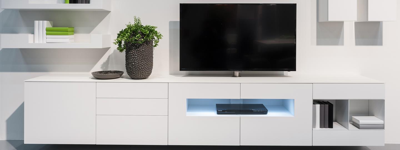 Design Tv Meubel Hoogglans.Tv Meubel Hoogglans Wit Hoogebeen Interieur