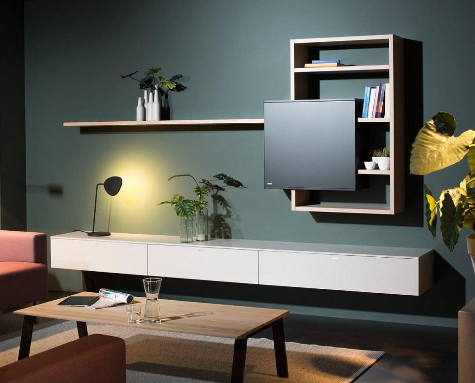 Interstar zwevend tv meubel 214-30