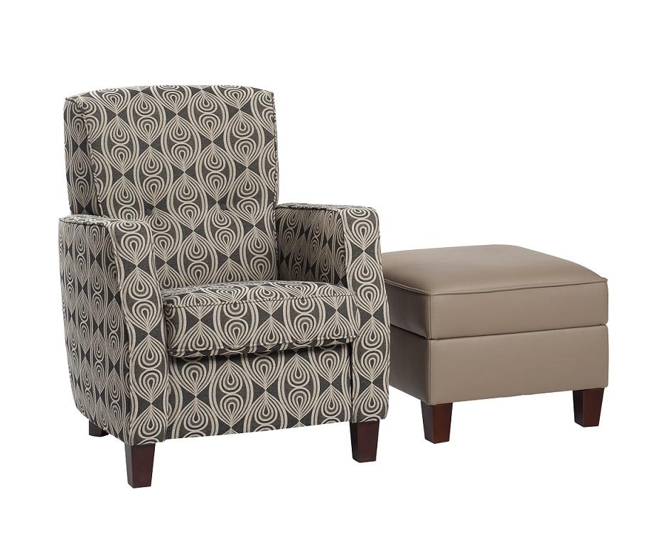 Vidato klassieke fauteuil Caza