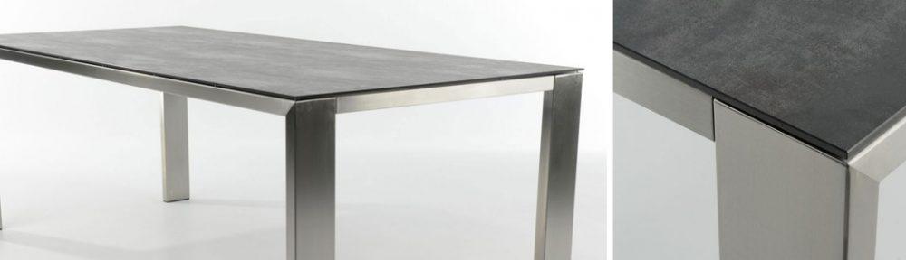 Keramische tafel | eettafel en salontafel | Hoogebeen