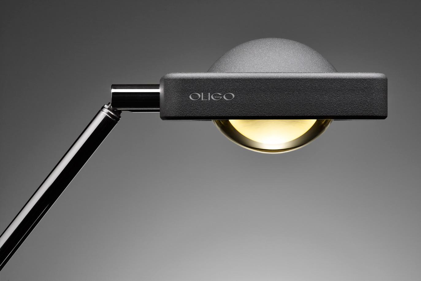 Oligo design lamp