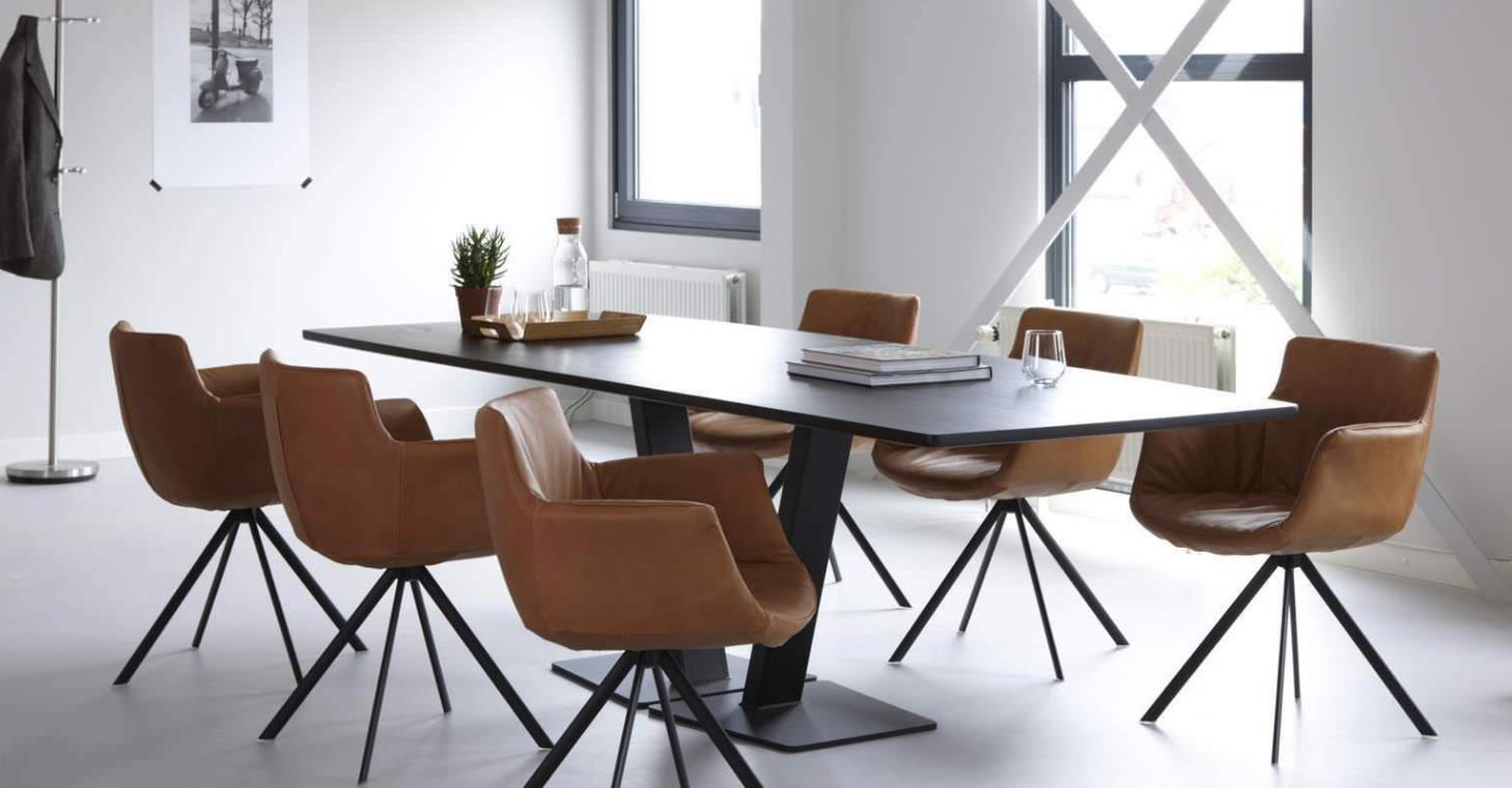 He design eetkamerstoelen en fauteuils hoogebeen interieur for Hoogebeen interieur bv
