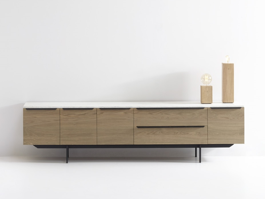 Micheldenolf Carrara tv dressoir