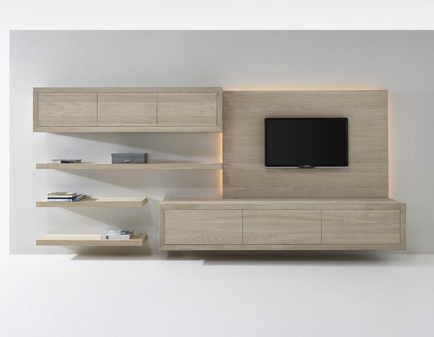 Micheldenolf Cuarto tv meubel