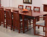 Diverse soorten kersenhouten meubels