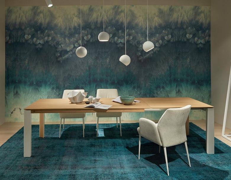 Mobitec Oxford uitschuifbare eettafel | Hoogebeen Interieur