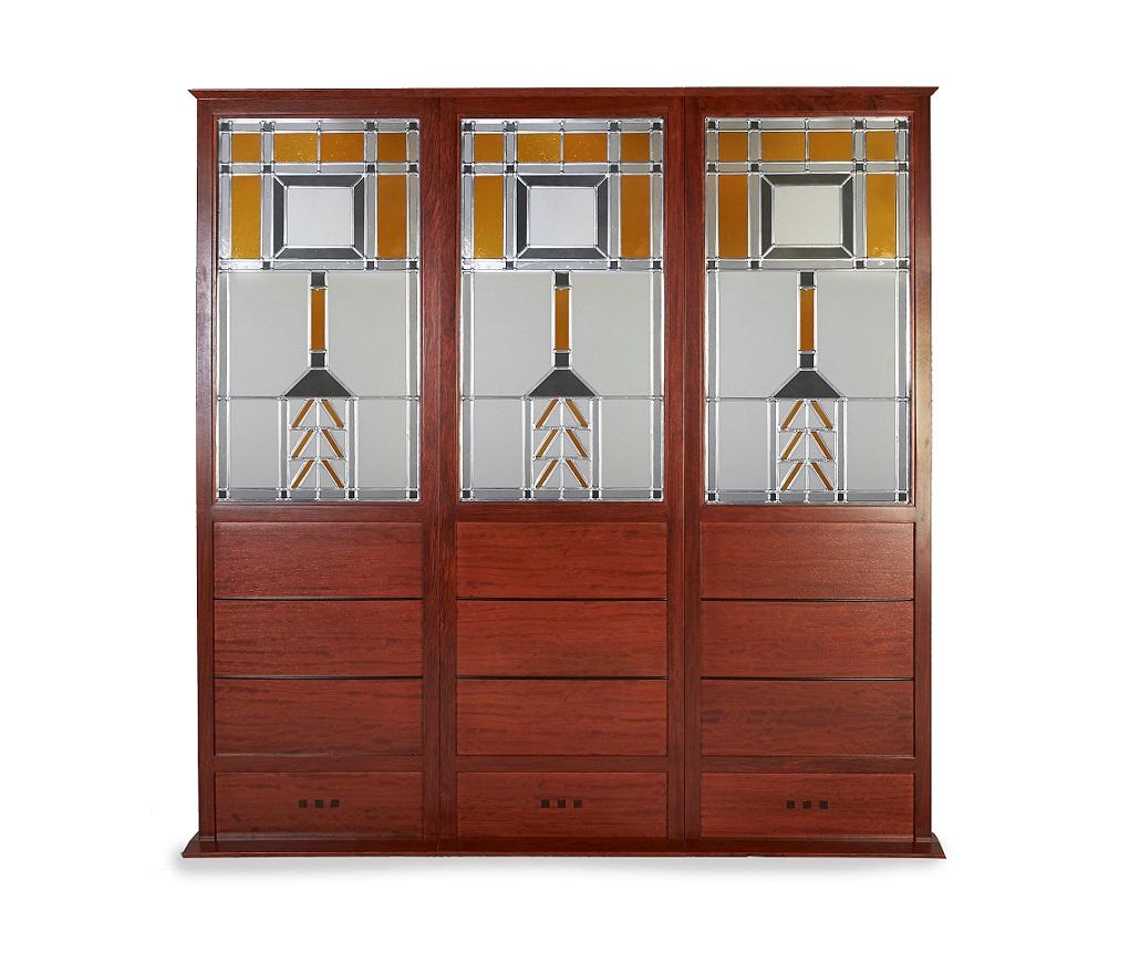 Art Deco Kamerscherm