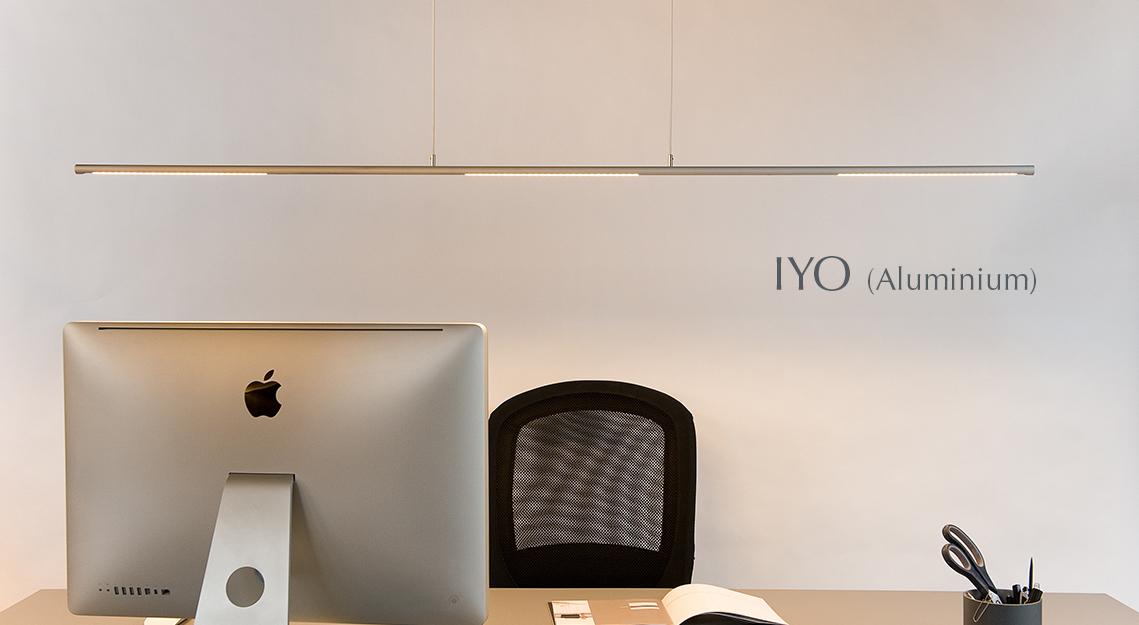 FERROLIGHT IYO Yin Yang 5 | Hoogebeen Interieur