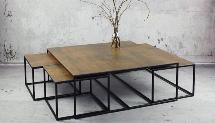 Select Design Rubix salontafel set