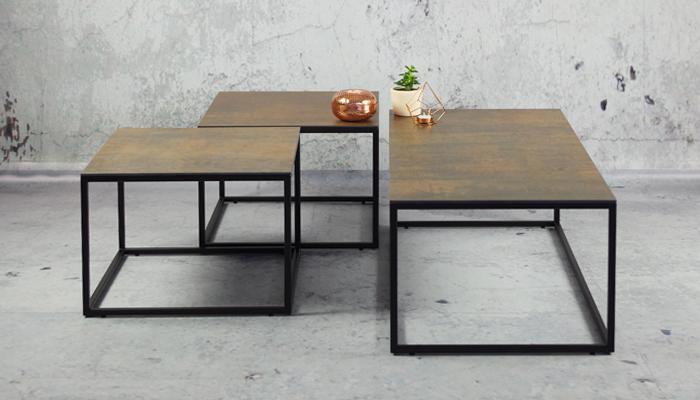 Select Design Rubix salontafel keramiek