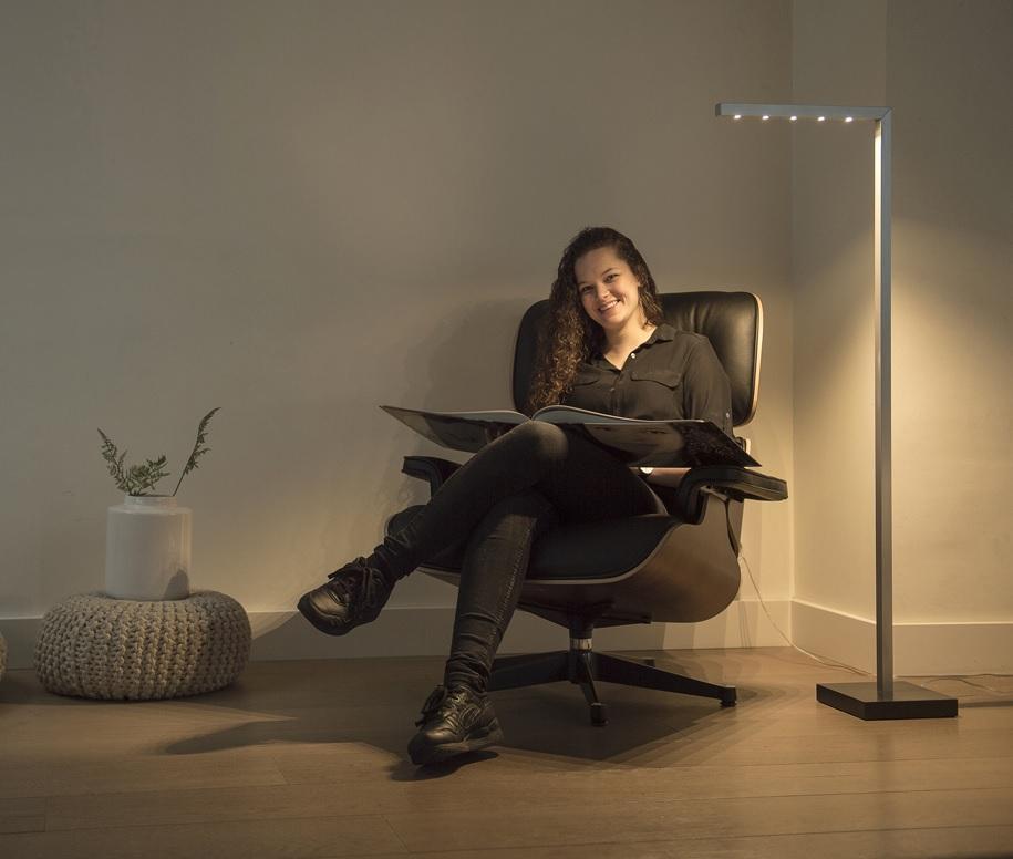 Ferrolight Ultimo vloerlamp