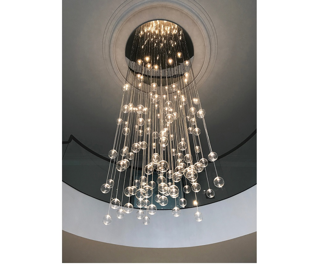 Ilfari Ballroom videlamp