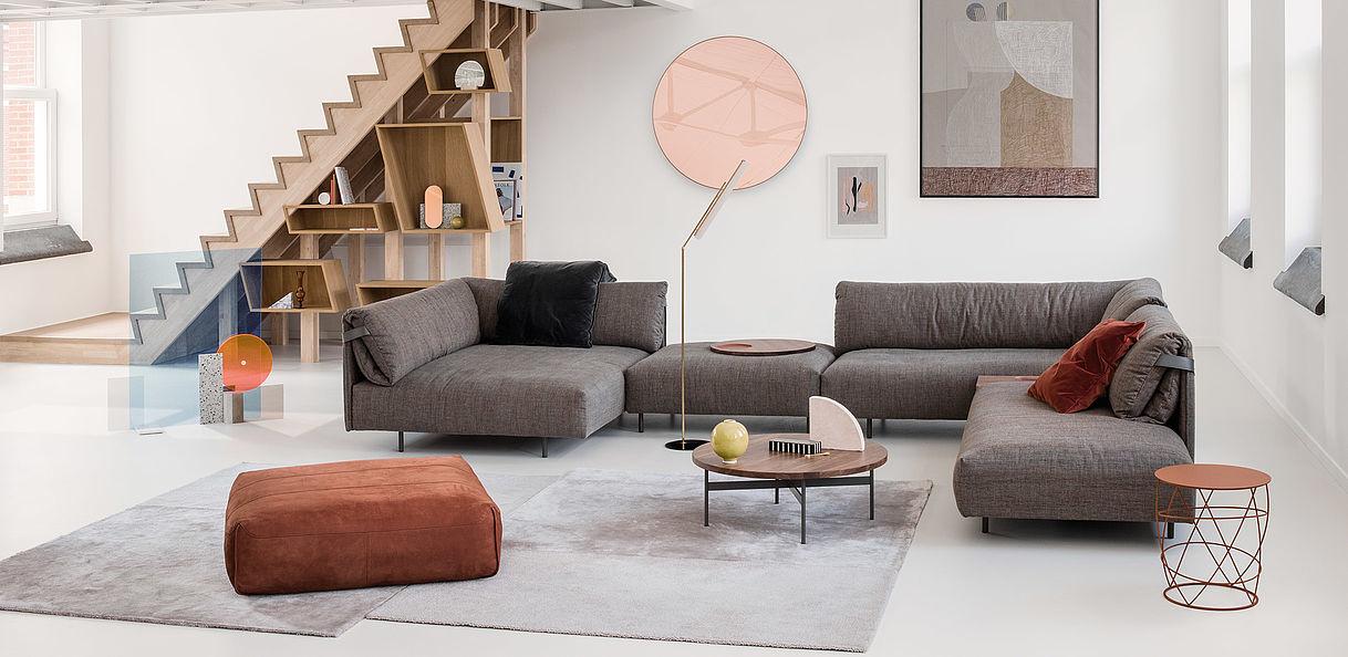 rolf benz alma rolf benz hoekbanken. Black Bedroom Furniture Sets. Home Design Ideas