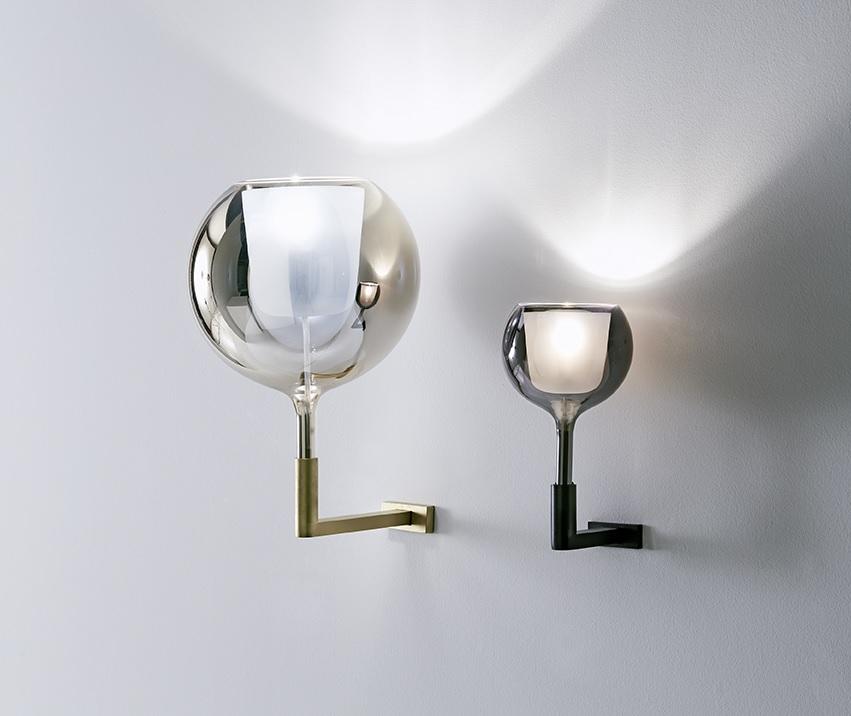 Penta Glo wandlamp