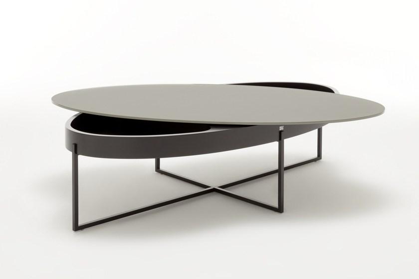 Rolf benz 8440 salontafel rolf benz salontafels - Designer couchtische rolf benz ...