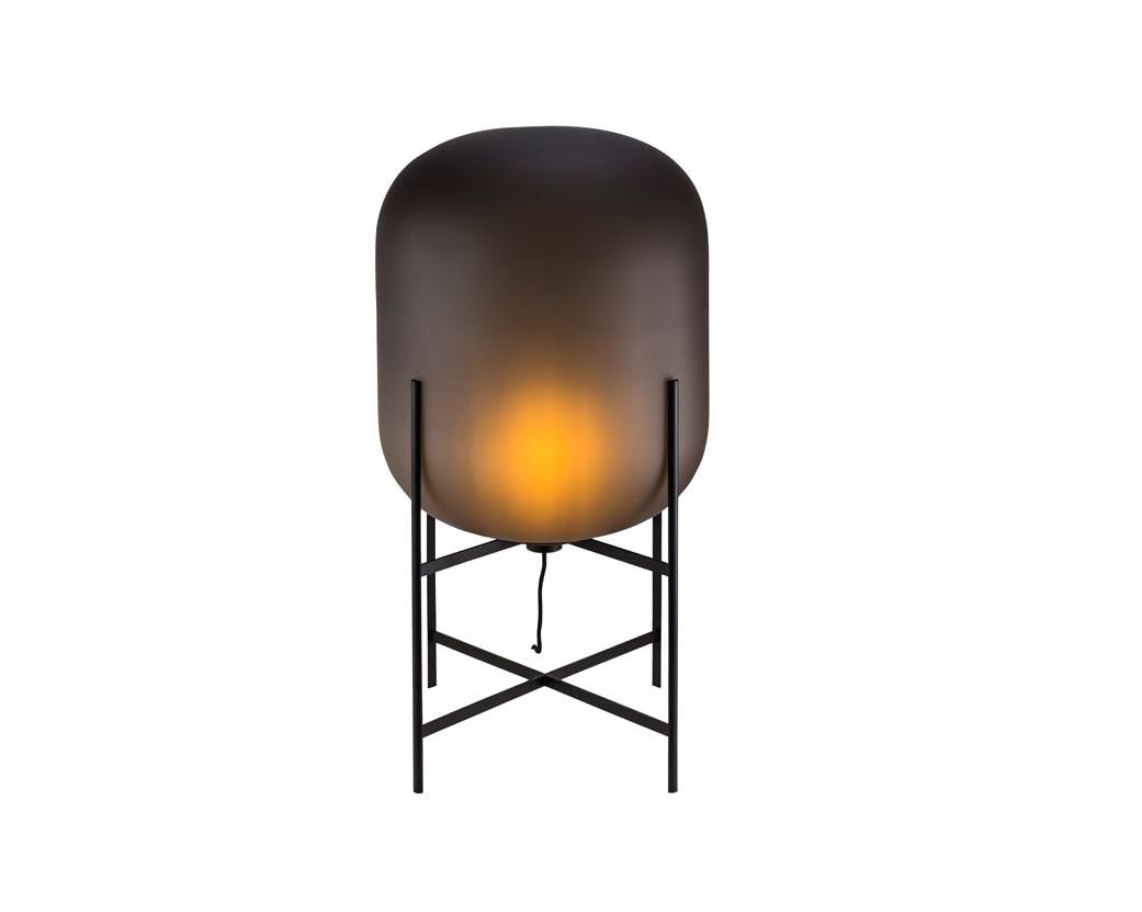 Pulpo Oda Smoy Grey tafellamp