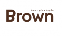 Brown by Bert Plantagie logo