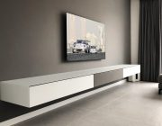 Spectral Ameno white zwevend tv meubel