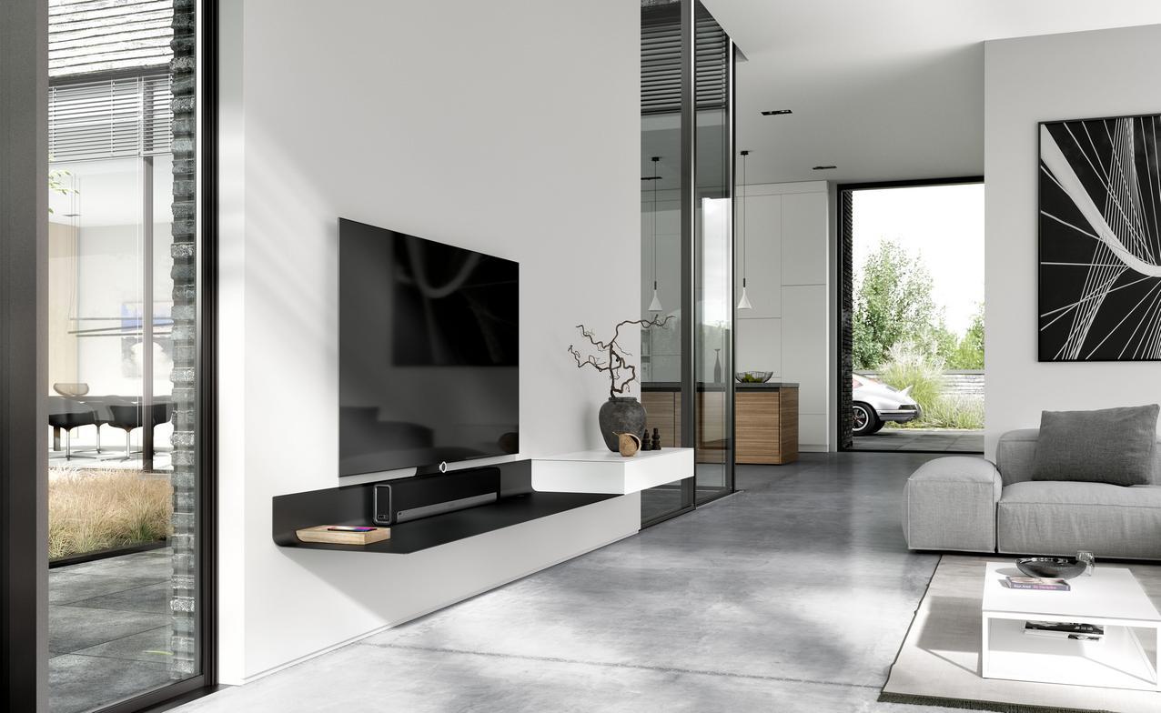 Hoe kiest u een TV meubel welke past bij uw interieur Banner Image