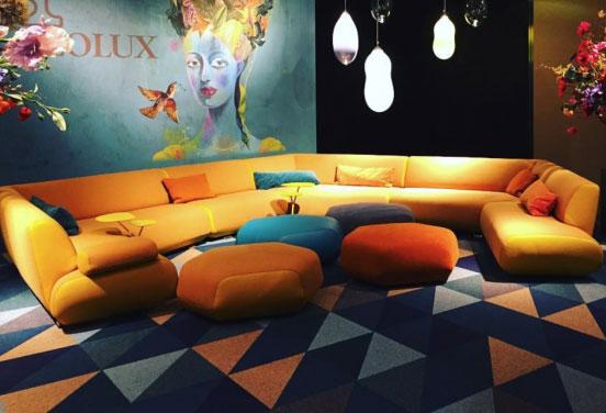 Leolux Guadalupe Sofa