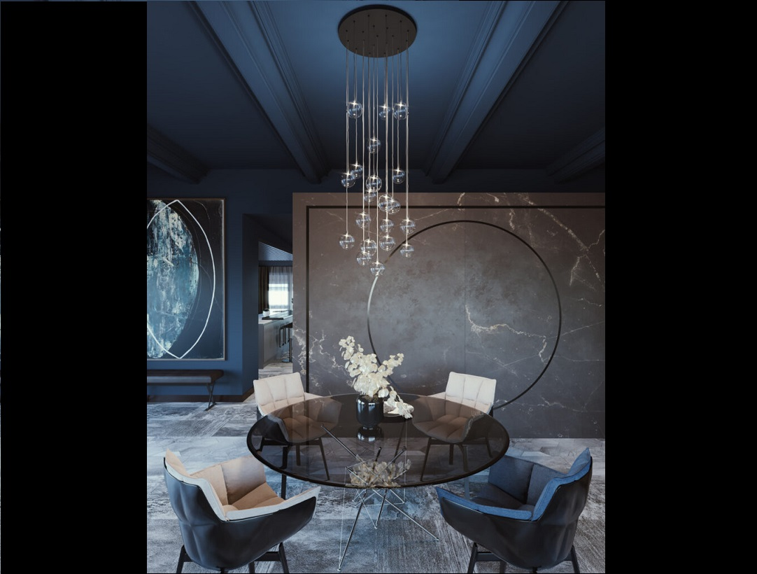 Ilfari Ballroom hanglamp