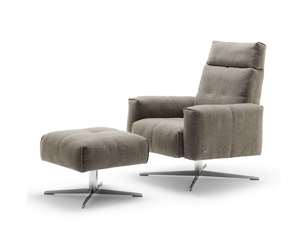 Rolf Benz 50 fauteuil hoog