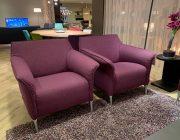 Leolux Mayon fauteuil opruiming