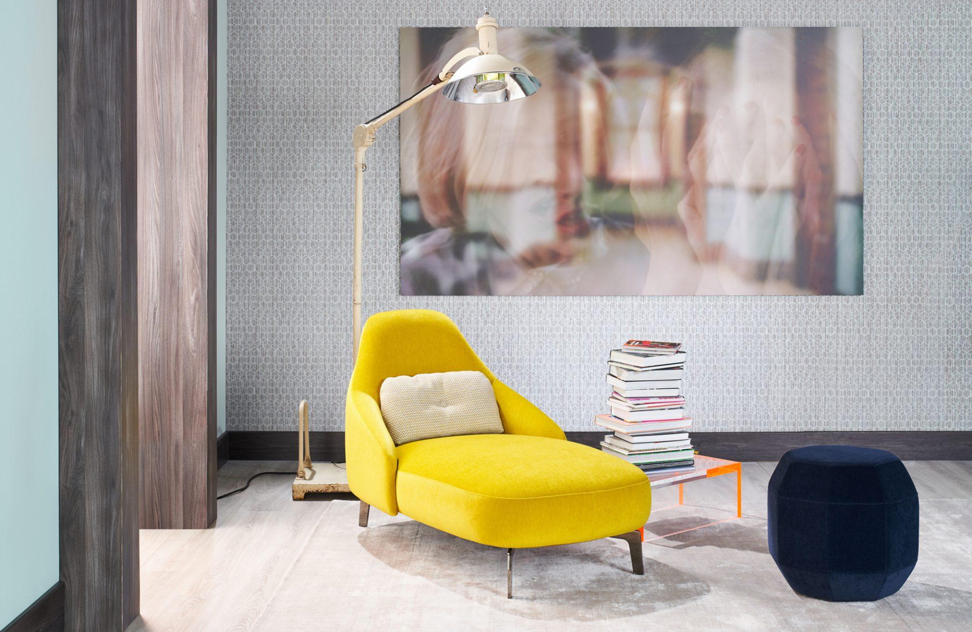 Leolux Chaise longue