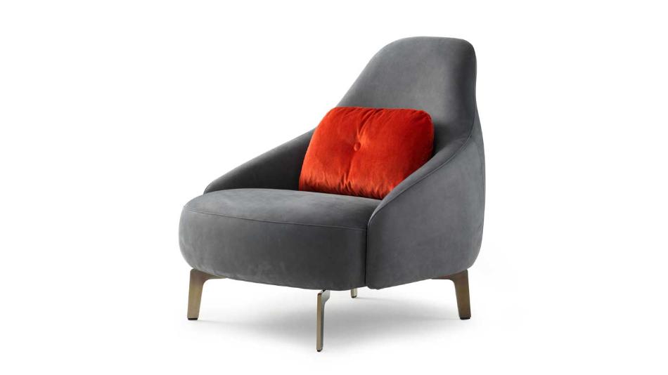 Leolux Jill fauteuil