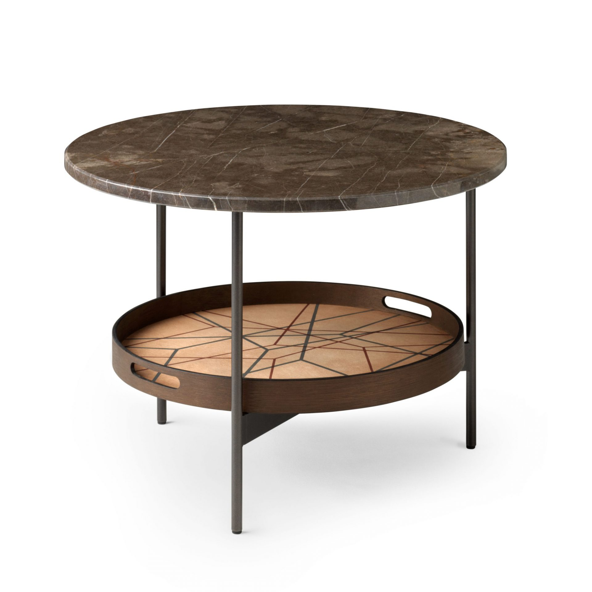 Leolux salontafel Round