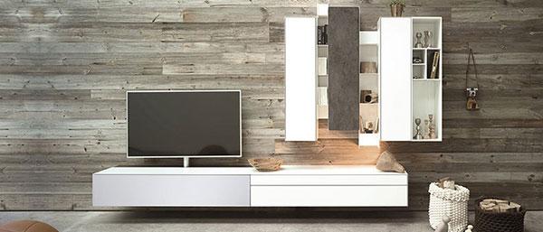 Hangend TV-meubel Top Afbeelding