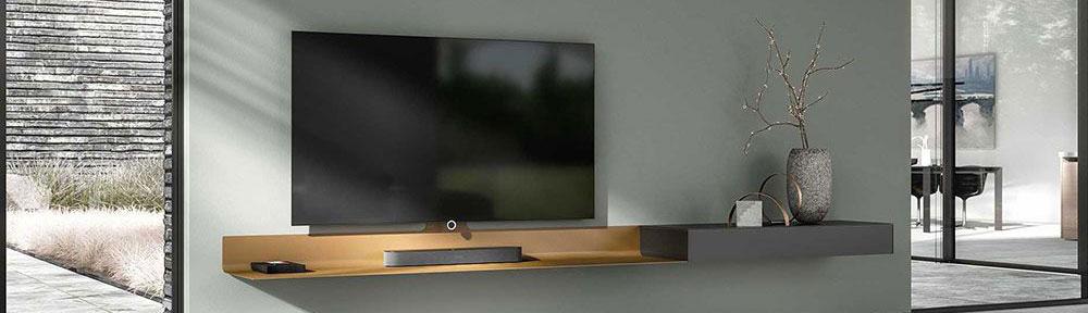 Hangend TV-meubel Banner Image