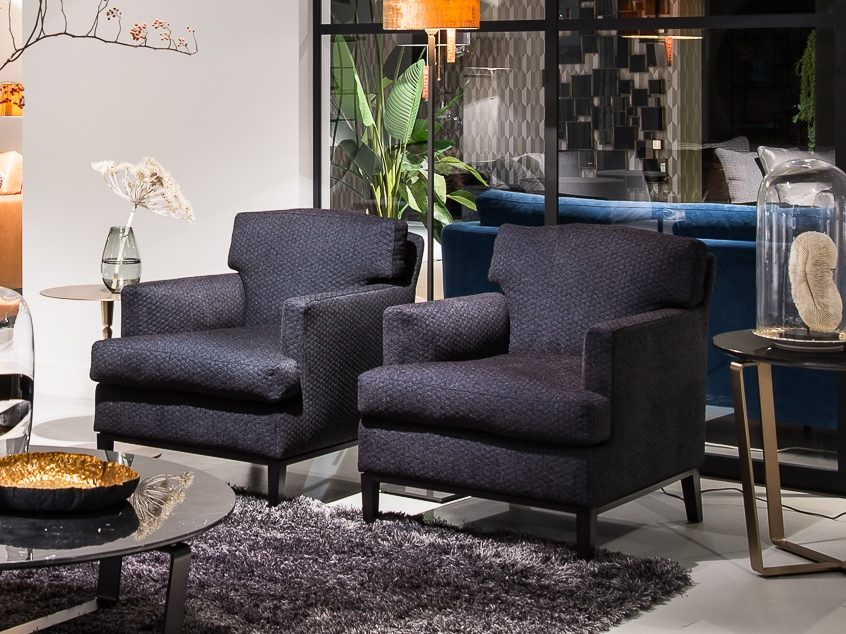 Baan meubelen Forma fauteuil