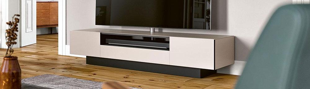 Zwevend TV-meubel | Hoogebeen Interieur